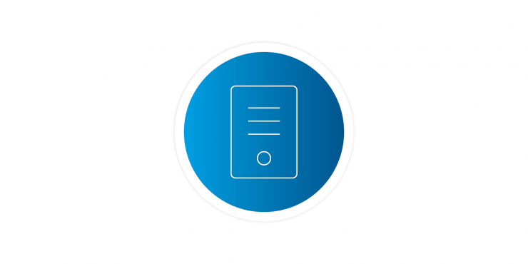 Icon Hausanschlussbox